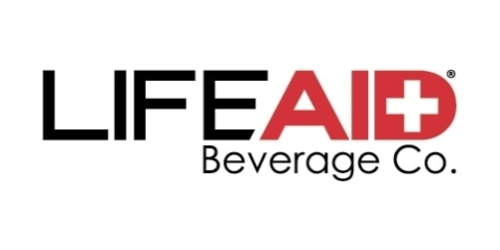 LifeAid Beverage Co coupon