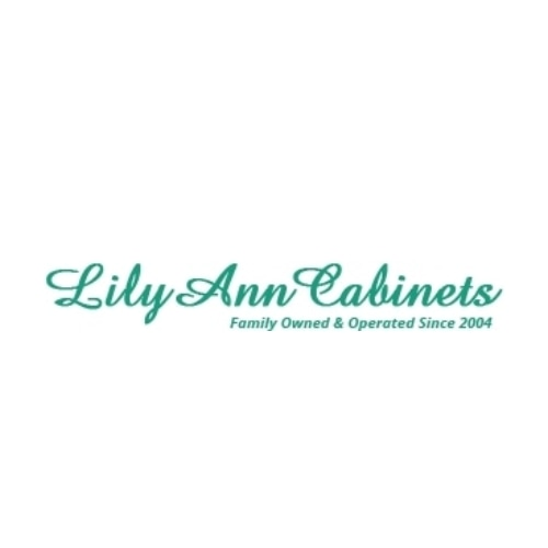 Lily Ann Cabinets Promo Code