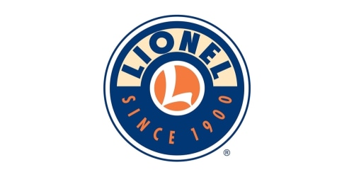 Lionel Store coupon