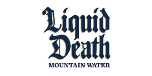 Liquid Death Mountain Water coupon