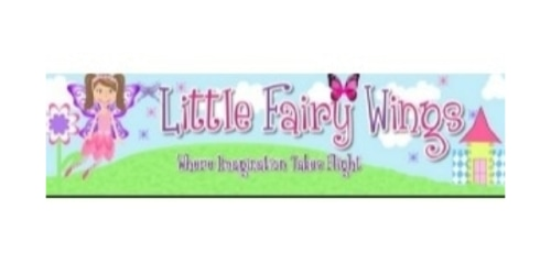 Little Fairy Wings coupon