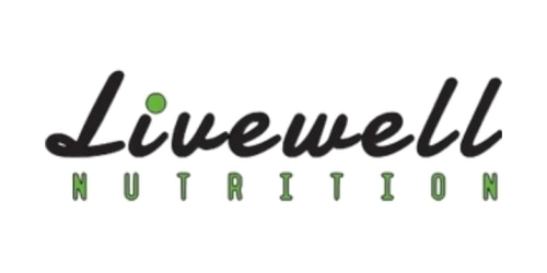 Livewell Nutrition coupon