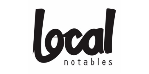 Local Notables coupon