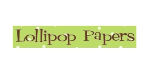 Lollipop Papers coupon