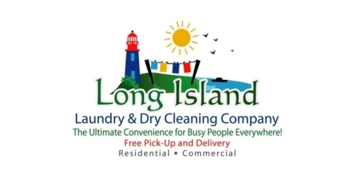 Long Island Laundry & Dry Cleaning Company coupon