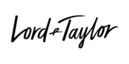 Lord & Taylor coupon