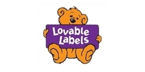 Lovable Labels coupon