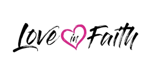 Love in Faith coupon
