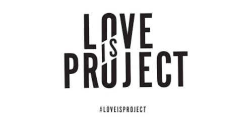 Love Is Project coupon