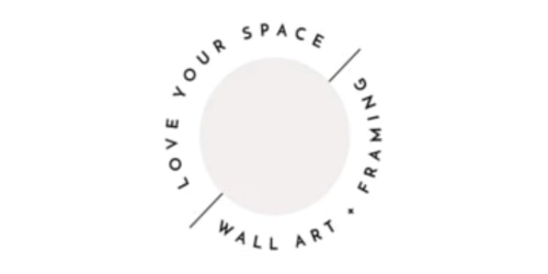 Love Your Space coupon