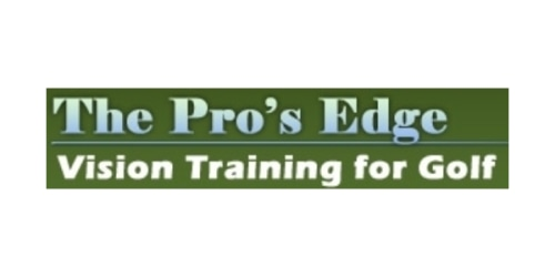 The Pro's Edge Vision Training for Golf coupon