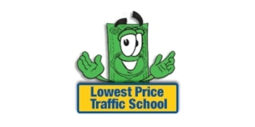 Lowest Price Traffic School coupon