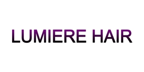Lumiere Hair coupon