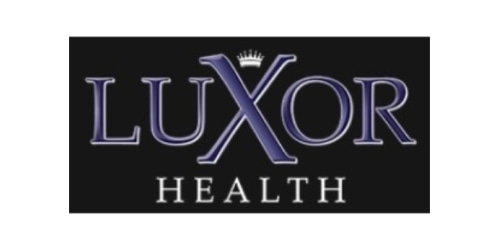 Luxor Health coupon
