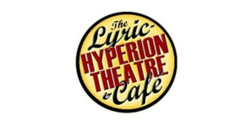 The Lyric Hyperion Theater & Cafe coupon