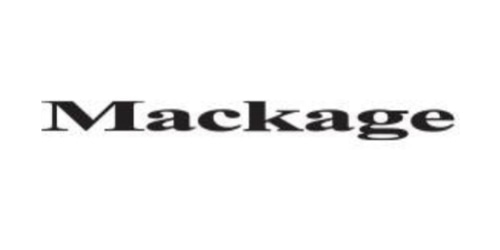 Mackage coupon