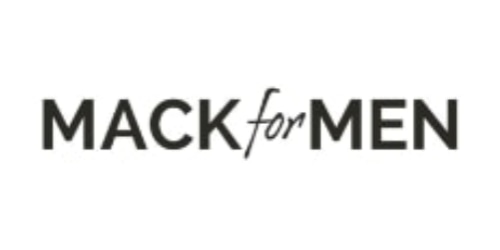 Mack for Men coupon