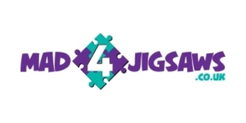 Mad4Jigsaws coupon