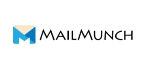MailMunch coupon