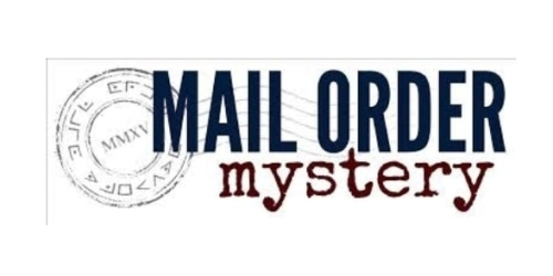 Mail Order Mystery coupon