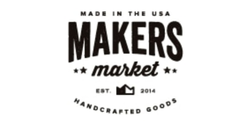 Makers Market coupon