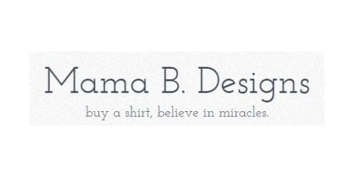 Mama B Designs coupon