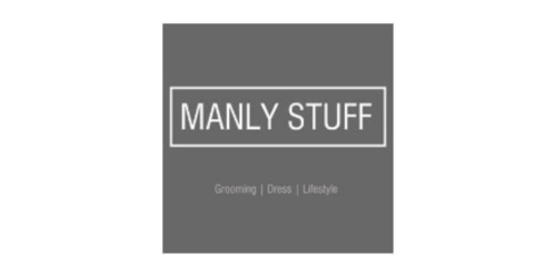 Manly Stuff coupon