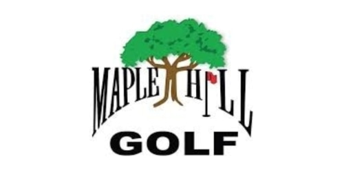 Maple Hill Golf coupon