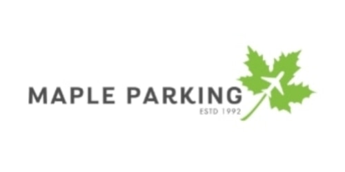 Maple Parking coupon