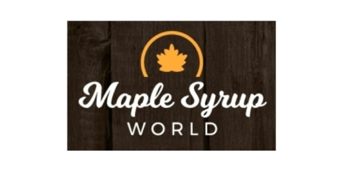 Maple Syrup World coupon