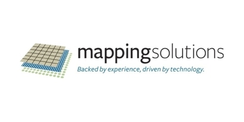 Mapping Solutions coupon