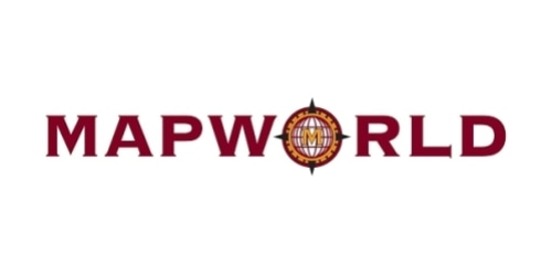 Mapworld coupon