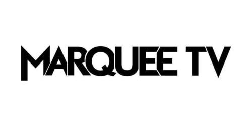 Marquee TV coupon