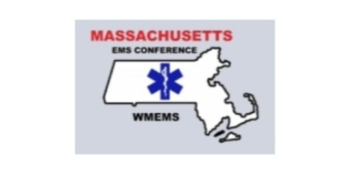 Massachusetts EMS Conference coupon