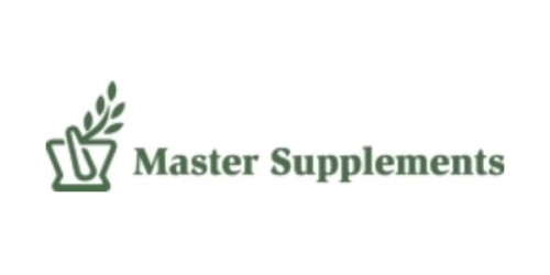 Master Supplements coupon