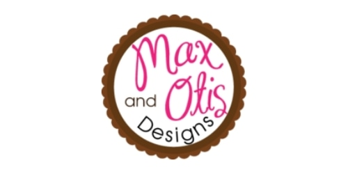 Max & Otis Designs coupon