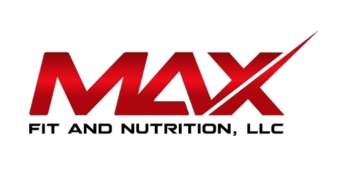 MAX Fit and Nutrition coupon