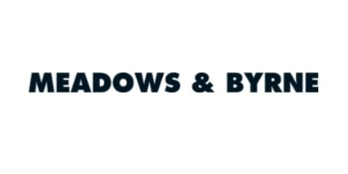 Meadows & Byrne coupon