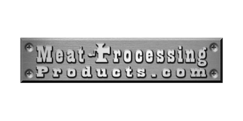 Meat Processing Products coupon