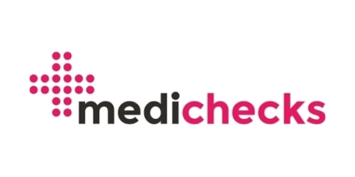 Medichecks coupons