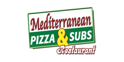 Mediterranean Pizza & Subs coupon