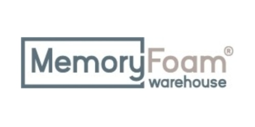 Memory Foam Warehouse coupon