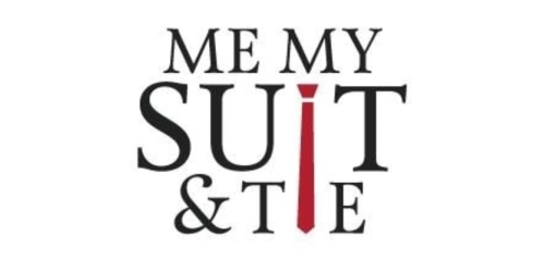 Me My Suit & Tie coupon
