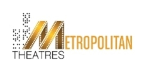 Metropolitan Theatres coupon