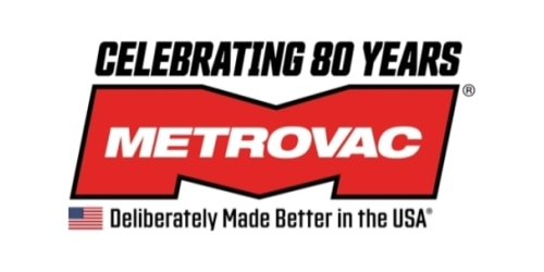 MetroVac coupon