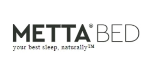 Metta Bed coupon