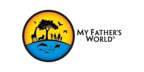 My Father's World coupon