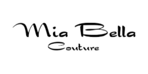 Mia Bella Couture coupon