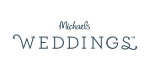 Michaels Weddings coupon
