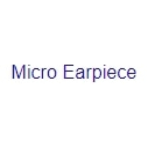 Micro Earpiece